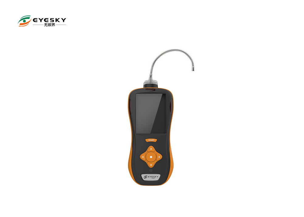 C4H8S Tetrahydrothiophene Single Gas Detector With Rechargeable Lithium Battery
